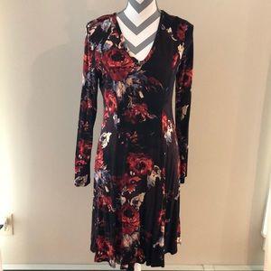 Karen Kane Knit Fall Dress